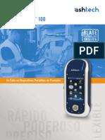 Mobile Mapper 100 Brochure Spanish