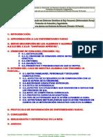 G.T. Intervención Educativa Síndrome de Edwards