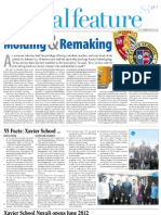 Xavier School on Business World (Mar 2012)