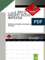 PAO Impeesa 2012