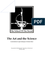 The Art and the Science - Introduction to Fabris