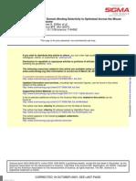 PDZ Binding, Science (2007)