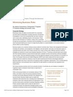 Inside Cisco IT - Minimizing Business Risks