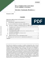 INFORME SOBRE LA FORMACIÓN CONTABLE UNIVERSITARIA EN AMERICA CENTRALreport0FinalNov09