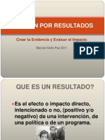 Gestion Por Result a Dos