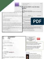 New Dodd Frank Fabricated Director Evidence