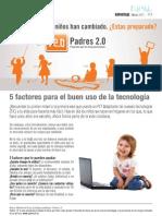5 factores para un buen uso de las TIC - Revista Petit Style #1