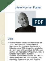 Arquiteto Norman Foster