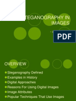 Steganography in Images