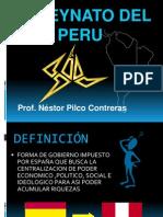Virreinato Del Peru