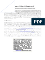Empresas certificadas con CMMI en México y el mundo