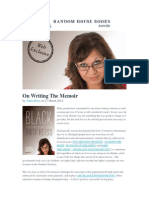 Exclusive Blog Piece - Anita Heiss on Writing the Memoir