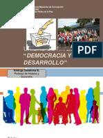 Unidad de nivelación. Democracia y Desarrollo - 6°