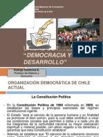 Unidad de nivelación. Democracia y Desarrollo - 7° a 3°Medio