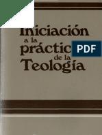24664336 Lauret Bernard 02 Iniciacion a La Practica de La Teologia Dogmatica 1