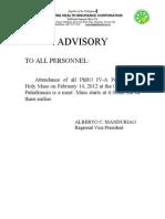 PhRO IV-A Letterhead With 17th Anniv Logo