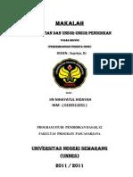 Contoh Judul Makalah Pendidikan Karakter Kumpulan Contoh Skripsi Manajemen