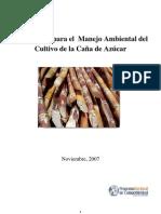 2. Guia Ambiental - Caña de Azúcar