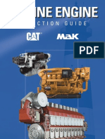 CAT Engine List