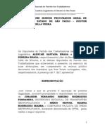 PT representa Ministério Público para apurar panes na CPTM