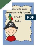 cuadernillo guias de lenguaje de 5º a 8º