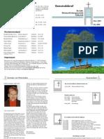 Gemeindebrief März - Mai 2008