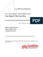 Final Report Template V1.0 180112
