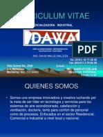 C.V. DAWA