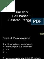 bab4 -. Perubahan E