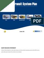 DART 2030 Transit System Plan