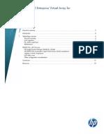 HP P6000 Enterprise Virtual Array for VMware Technical Brief