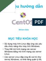 CentOS-Tai Lieu Huong Dan