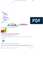 Tutorial Excel_ Graficos Interactivos Con Controles