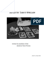 Tarot Spreads eBook