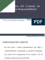 Terminación del Contrato de Trabajo con Responsabilidad
