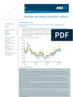 ANZ Rates Strategy Update 30 March 2012
