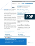 IntelliResponse Financial Services Contact Center Case Study