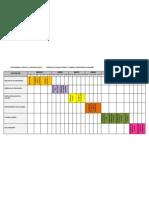 Cronograma Proyecto Radius