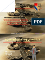 Fundamentos de Ecoomia P1