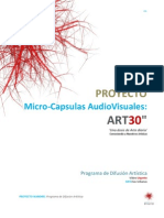 "Micro Capsulas ART30"""