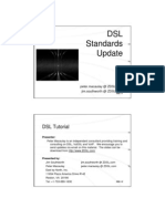 Adsl Standards 2011