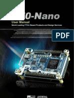 DE0 Nano User Manual v1.5
