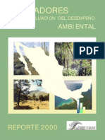 Indicadores para la Evaluación del Desempeño Ambiental