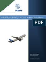 A320 Normal Procedures
