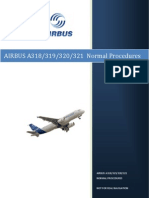 A320 Normal Procedures