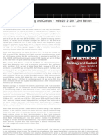 Social Advertising Strategic Outlook 2012-2017 India, 2012