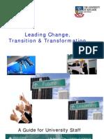 Leading Change Toolit