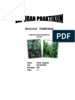 Struktur Dan Komposisi Hutan