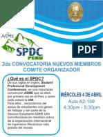 Afiche-PDF 2da Convocatoria