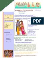 Sri Seetha Rama Kalyanam 2012 Flyer